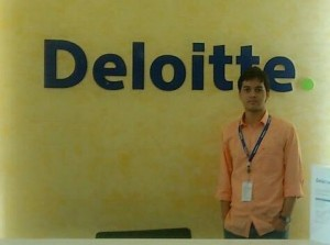 My Internship Experience: Deloitte, Hyderabad