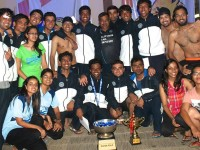 The Comeback Kings : IITK shines at Inter-IIT Aqauatics Meet 2014
