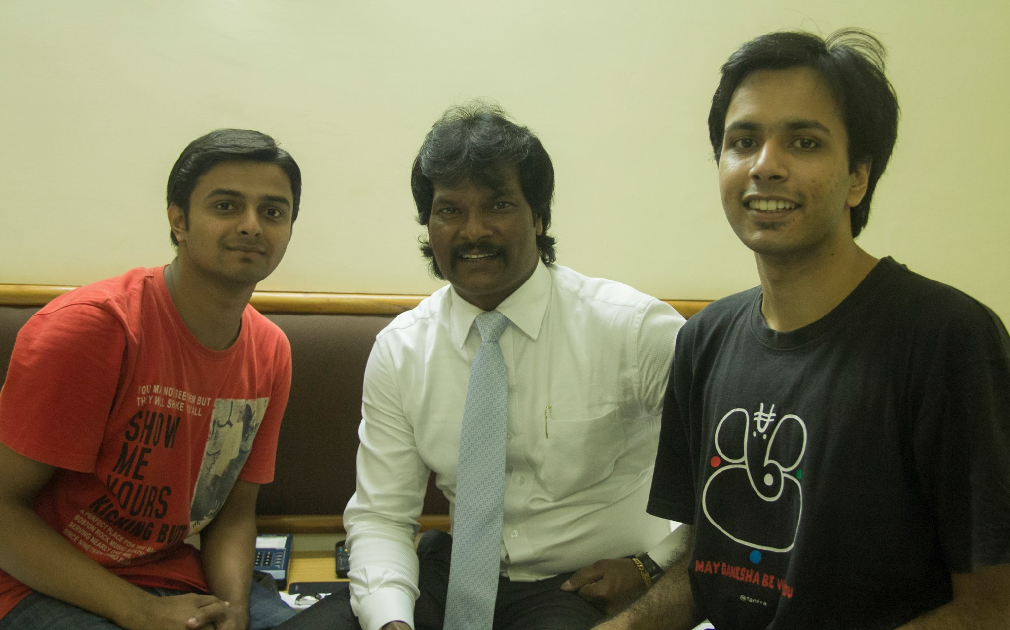 In Conversation with Dhanraj Pillay