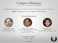 Campus Dialogue I