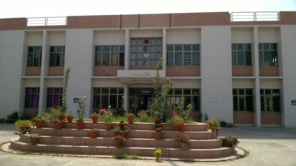 Hall of Residence - 8
