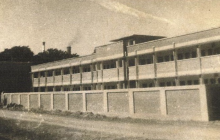 The first student hostel at GCTI