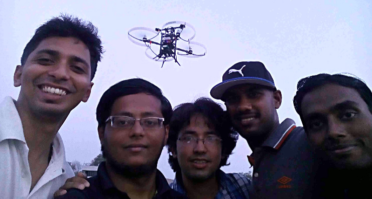 Aarav Unmanned Systems – An IITK startup to look out for