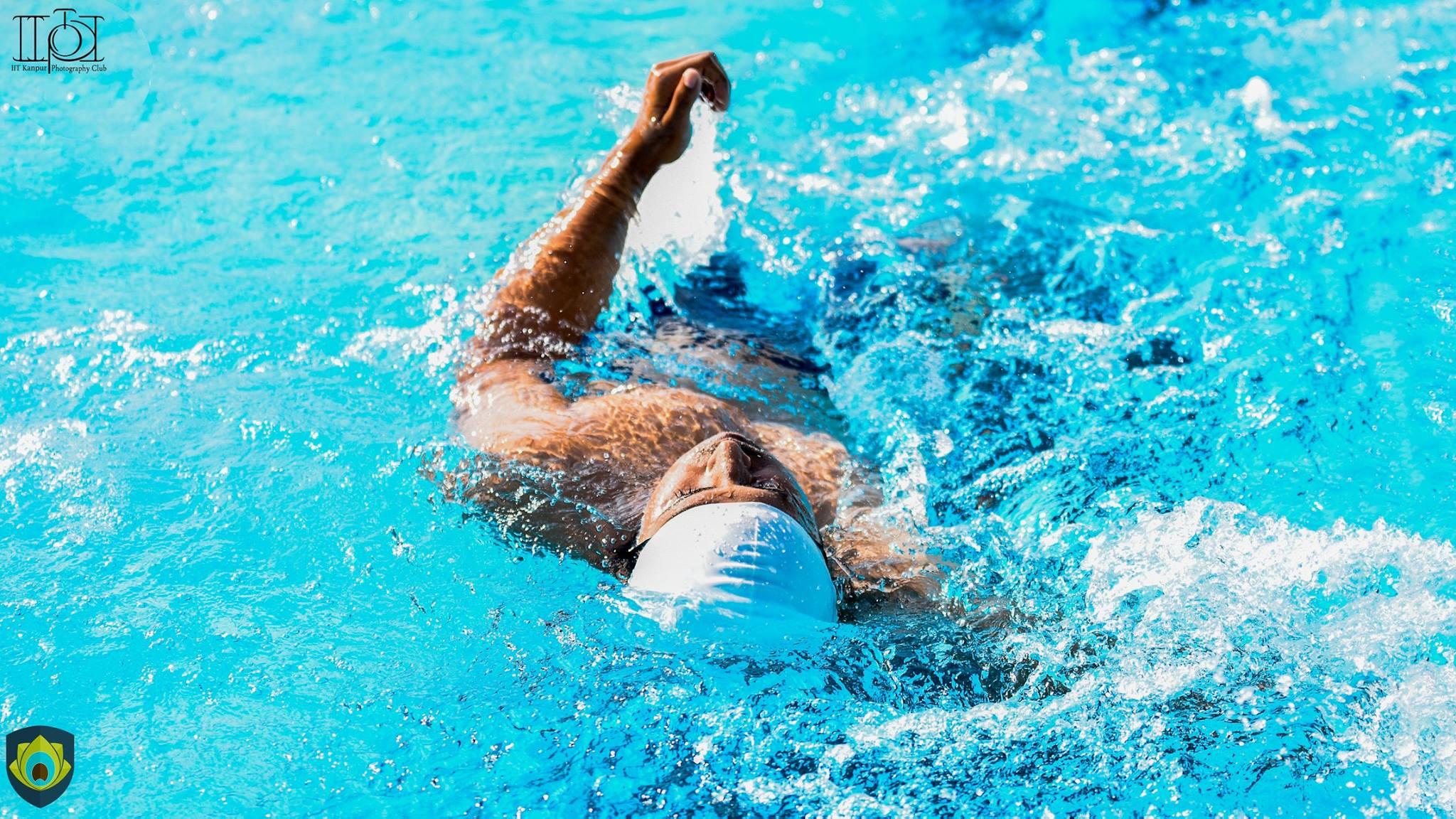 Aquatics meet: Finale