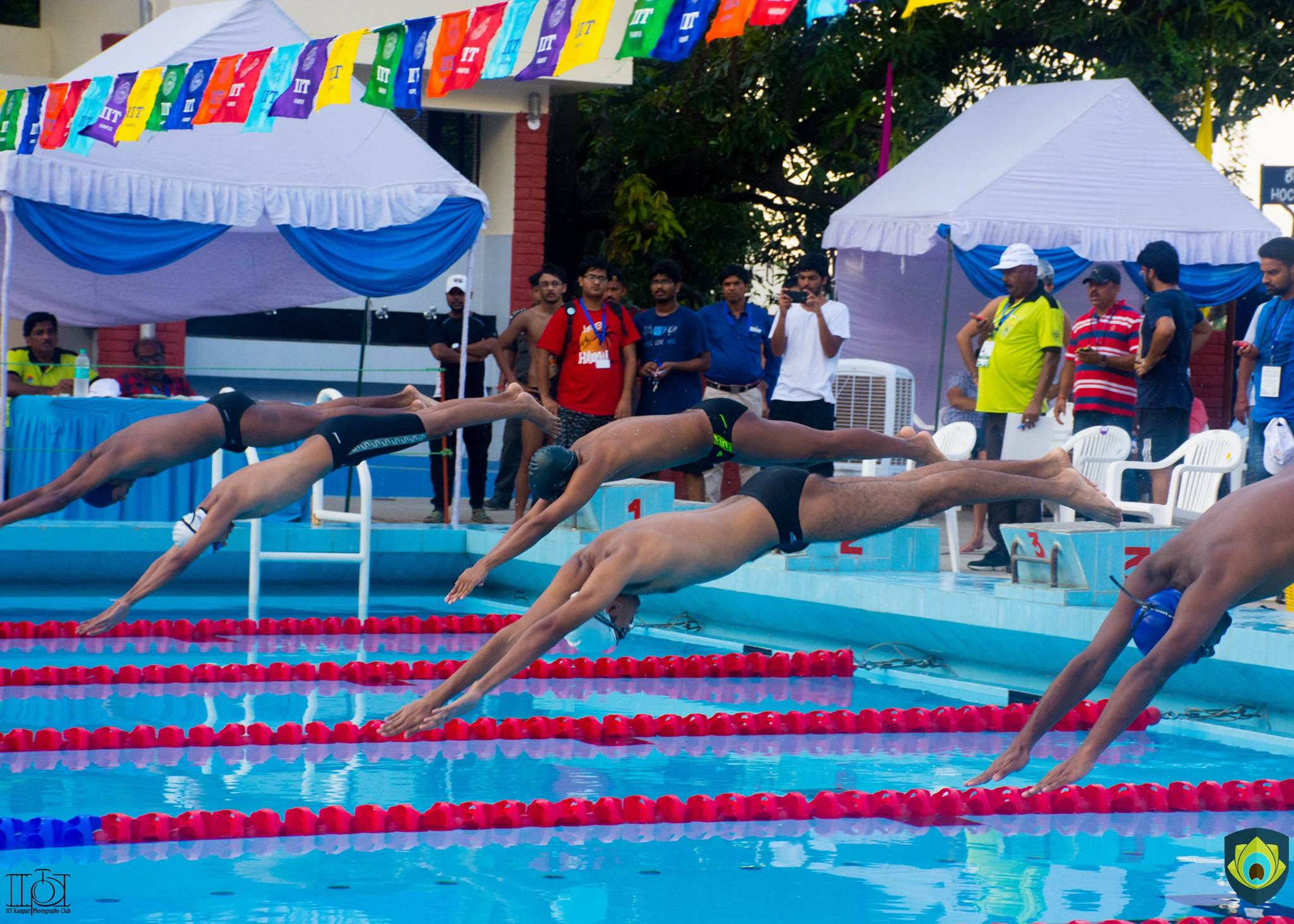 Aquatics Meet : Day 1