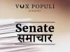 Senate Samachar : 2nd Meeting, 2017-18