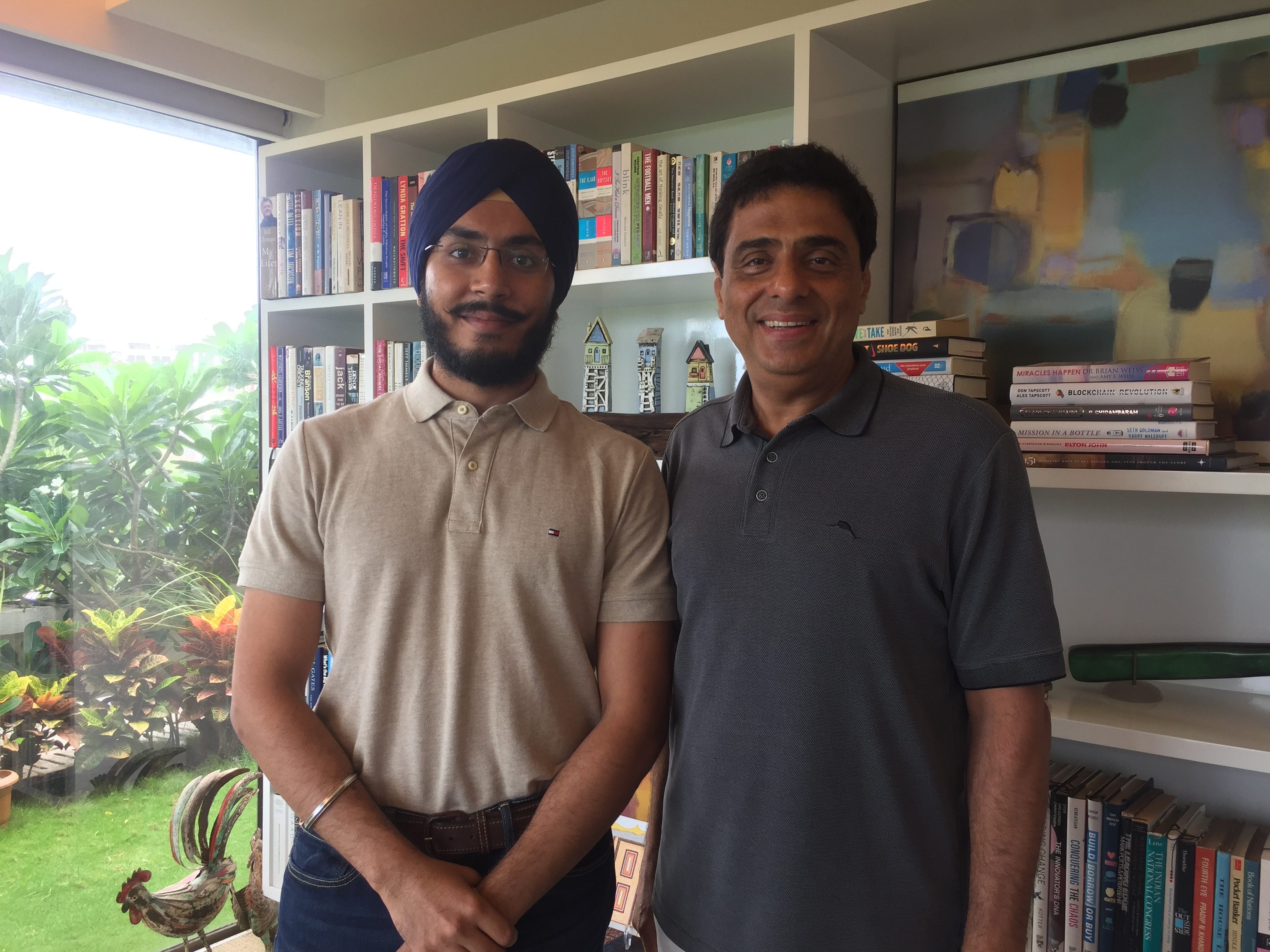 """Ideas are overrated"" – A tete-a-tete with Ronnie Screwvala"